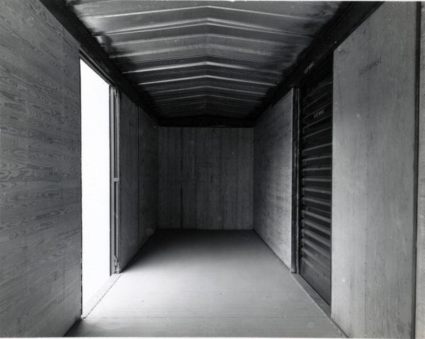 P-S Boxcar 40091 Interior