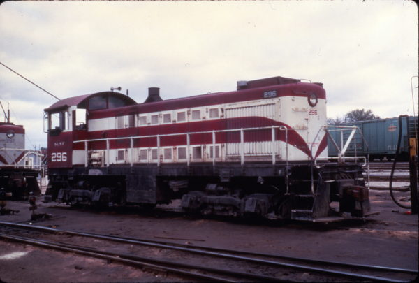 S-2 296 (location unknown) in May 1969
