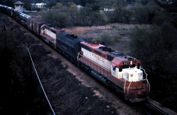 SD45 927 (date and location unknown)