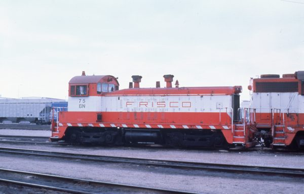 SW7 75 (Frisco 300) at Kansas City, Missouri on November 1, 1981