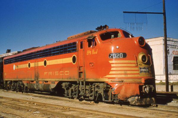 E8A 2020 (Big Red) at Tulsa, Oklahoma on November 3, 1961