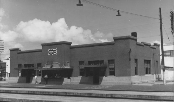 Monett, Missouri Depot (date unknown)