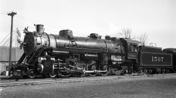 4-8-2 1507 (date and location unknown) (R.J. Foster)