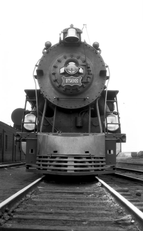 4-8-2 1508 at St. Louis, Missouri (date unknown)