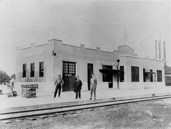 Caruthersville, Missouri Depot