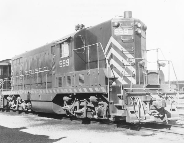 GP7 559 (date and location unknown)
