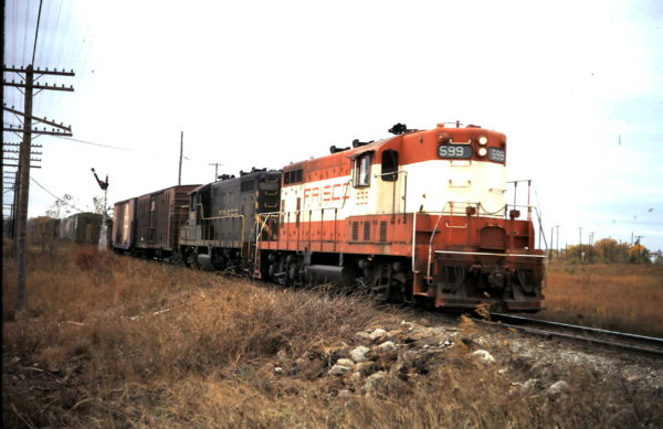 GP7 599 (date and location unknown)