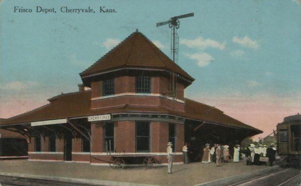 Cherryvale, Kansas Depot