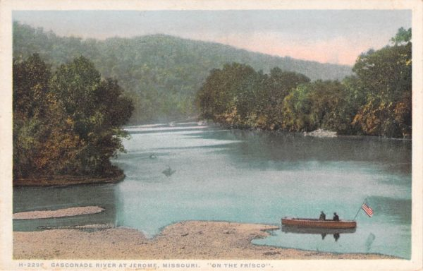 Gasconade River - Jerome, Missouri