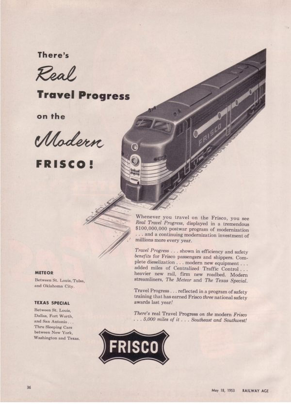 Railway Age - May 18, 1953
