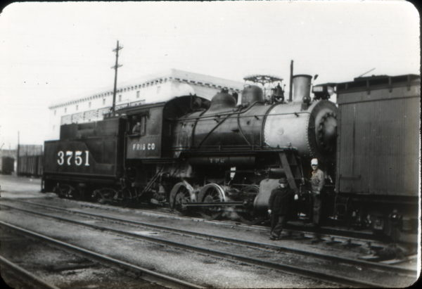 0-6-0 3751 (date and location unknown)