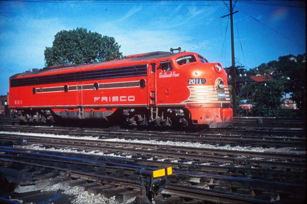 E8A 2011 (Gallant Fox) at Kansas City, Missouri on August 12, 1952