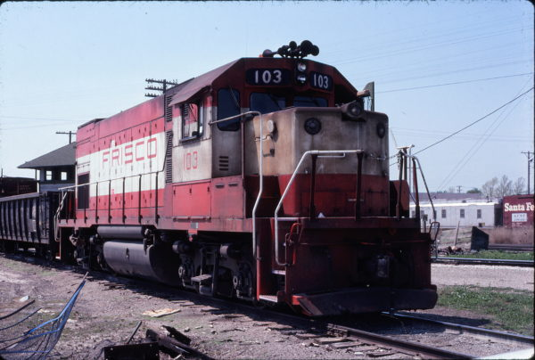 GP15-1 103 at Wichita, Kansas on May 3, 1980