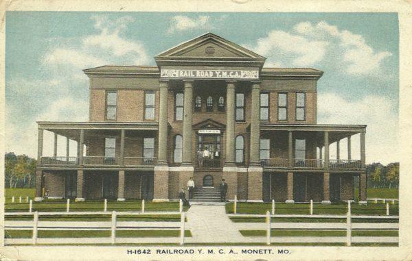 Monett, Missouri Y.M.C.A.