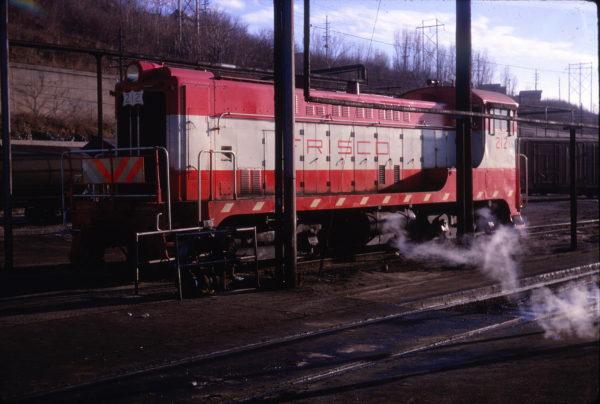 VO-1000 212 at Kansas City, Missouri in November 1968 (George Menge)