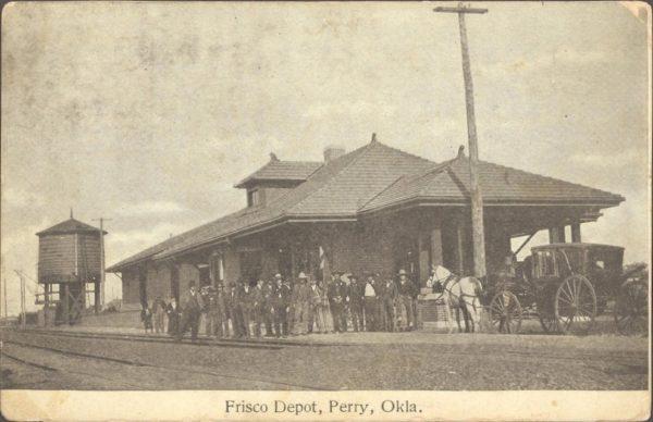 Perry, Oklahoma Depot