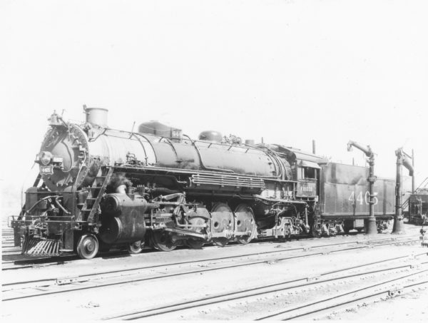 4-8-2 4405 (date and location unknown)
