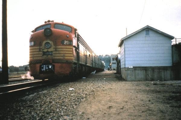 E8A 2018 (Ponder) at Newburg, Missouri in March 1965 (George Strombeck)