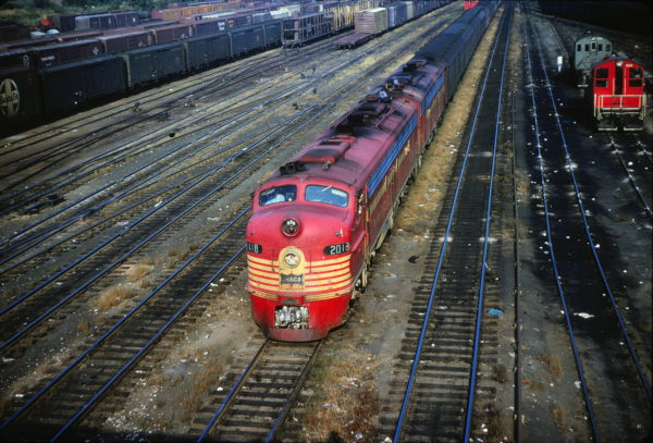 E8A 2018 (Ponder) at St. Louis, Missouri in August 1965