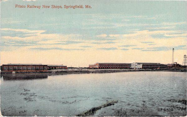 Frisco Shops - Springfield, Missouri