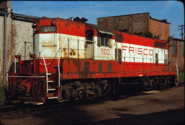 GP7 500 at Fayetteville, Arkansas on July 21, 1977 (Paul Strang)