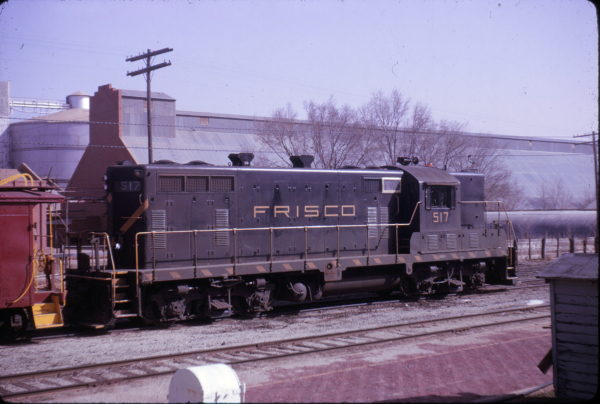 GP7 517 (date and location unknown)