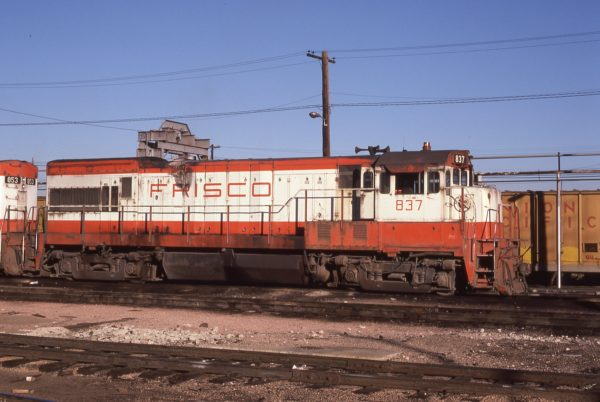 U30B 837 at Denver, Colorado on August 29, 1979 (J.E. Tuder)