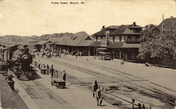 Monett, Missouri Depot