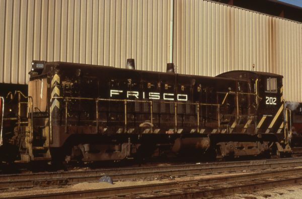 VO-1000 202 at Springfield, Missouri on March 21, 1978