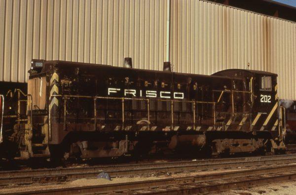 VO-1000 202 at Springfield, Missouri on March 21, 1978