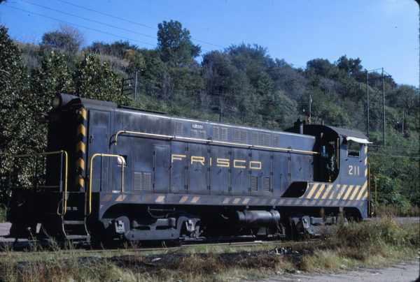 VO-1000 211 at Parsons, Kansas in October 1968 (Mac Owen)