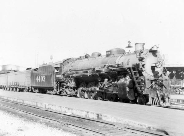 4-8-2 4403 (date and location unknown)