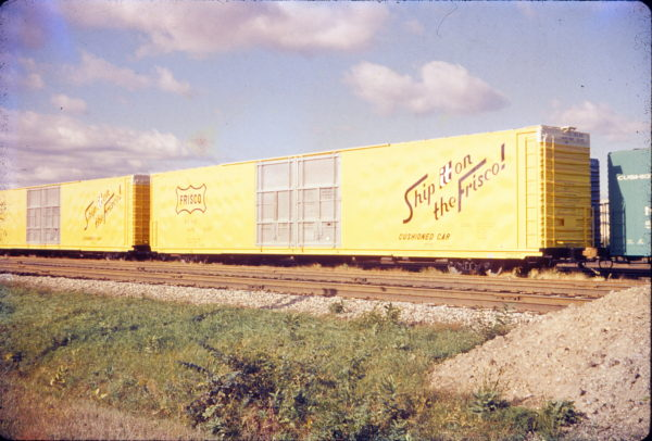 85-Foot Boxcar (date and location unknown)