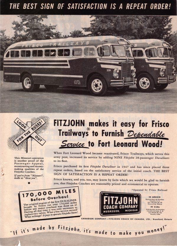 Fitzjohn Coach Company