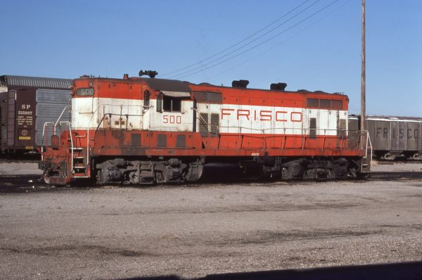 GP7 500 at Kansas City, Missouri on December 15, 1978 (Jerry Bosanek)