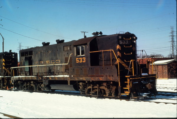 GP7 533 (date and location unknown)
