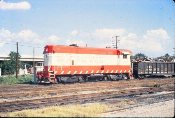 H-10-44 279 at Oklahoma City, Oklahoma in June  1970 (Vernon Ryder)