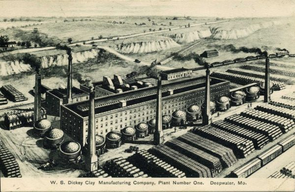 W.S. Dickey Clay Manufacturing Company