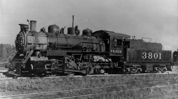 0-6-0 3801 (date and location unknown)