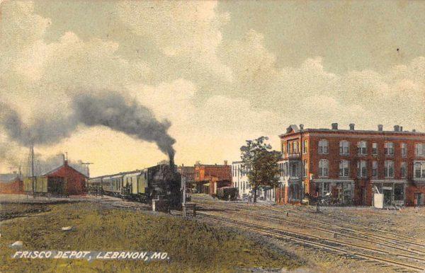 Lebanon, Missouri Depot
