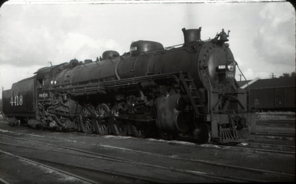 4-8-2 4418 (date and location unknown)