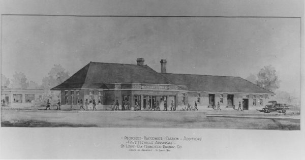 Fayetteville, Arkansas Depot (Proposed)