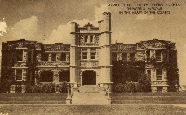 O'Reilly Service Club - Springfield, Missouri
