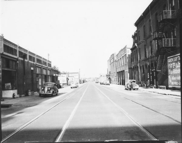 Springfield, Missouri Street Scene (date unknown)