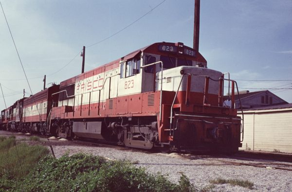 U25B 823 (location unknown) in August 1972