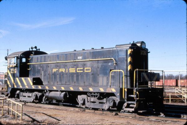 VO-1000 236 (location unknown) in December 1968