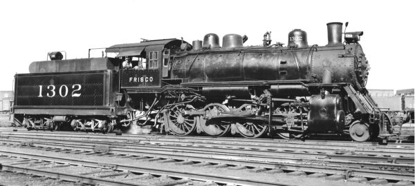 2-8-0 1302 (date and location unknown) (Joe Collias)