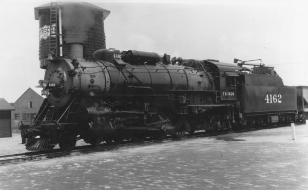 2-8-2 4162 (date and location unknown)