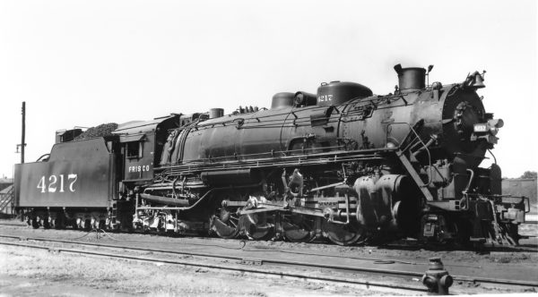 2-8-2 4217 (date and location unknown) (Joe Collias)
