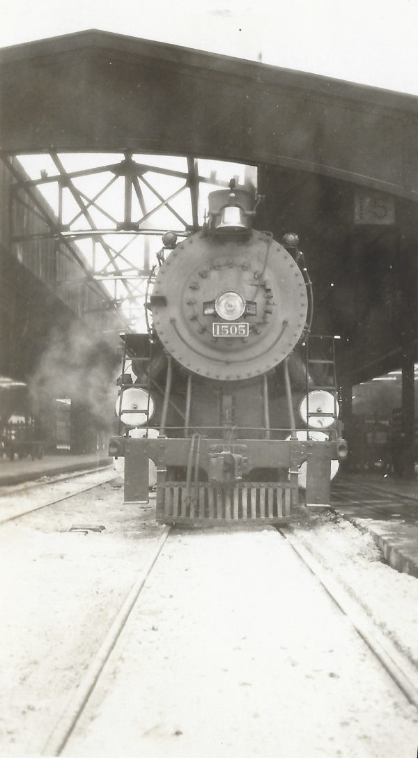 4-8-2 1505 (date and location unknown) (Harold Davison)